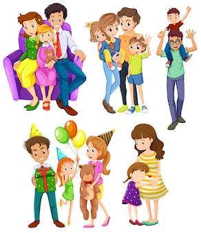 Famiglie diverse
