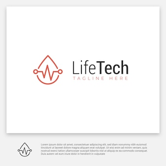 Logo digitale sulla salute