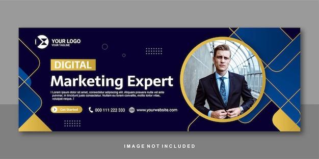 Progettazione banner facebook esperto di marketing digitale