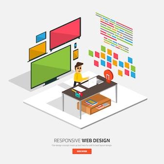 Illustrazioni di marketing digitale