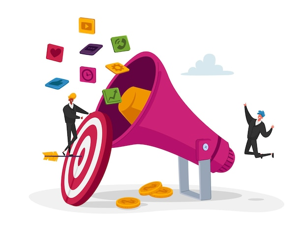 Marketing digitale, relazioni pubbliche e affari, comunicazione