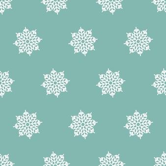 Libro digitale per scrapbooking blue white fiocchi di neve texture congelato senza soluzione di continuità