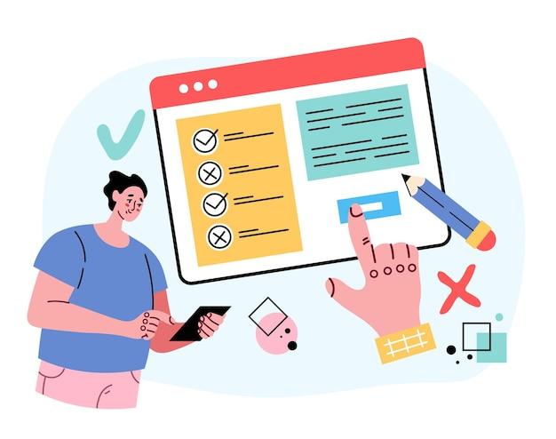 Contratto utente digitale firma documento digitale con firma elettronica