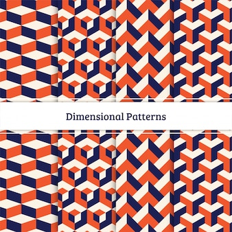 Pattern dimensionale
