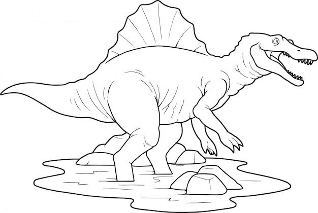 Dinosauro spinosauro