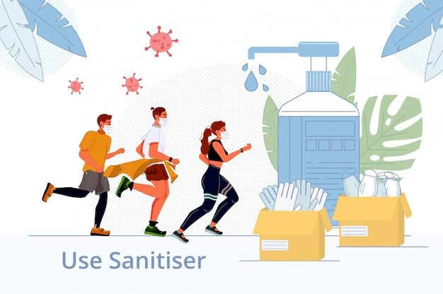 Disinfezione sanificazione protezione della salute umana