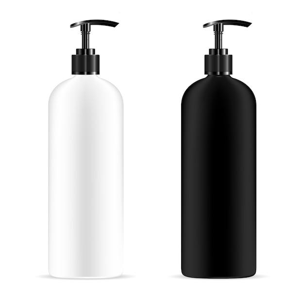 Set di flaconi per la cosmetica della pompa dell'erogatore