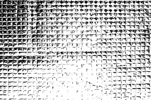 Trama sovrapposta in difficoltà della superficie ruvida, struttura regolare, foglio di controllo. sfondo grunge una risorsa grafica a colori.