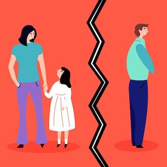 Divorzio marito moglie divorzia