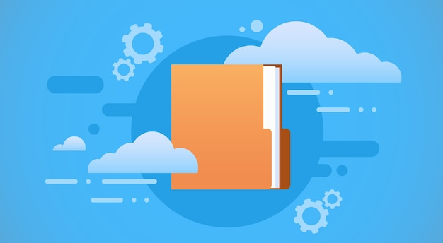 Cartella documenti salva database cloud