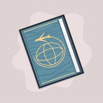 Icona documento passaporto