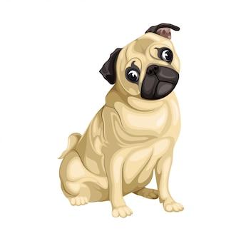 Illustrazione del cane