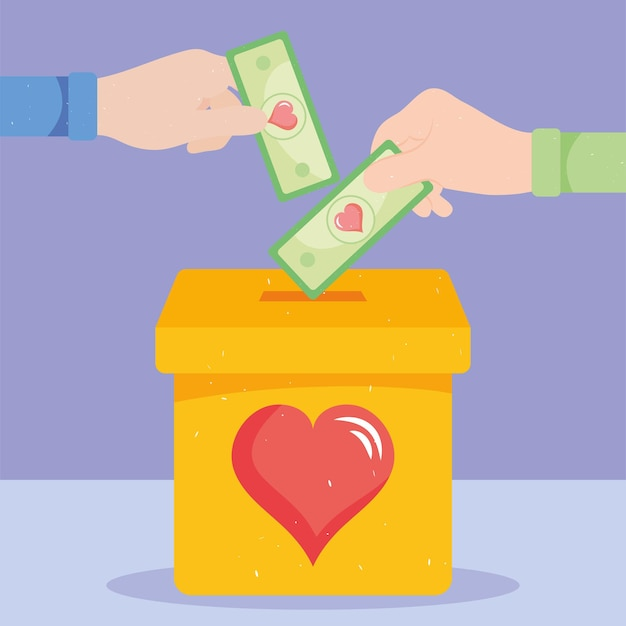 Donazione e beneficenza