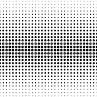 Sfondo di punti. modello moderno d'epoca. contesto astratto di lerciume. trama pop art. illustrazione vettoriale.