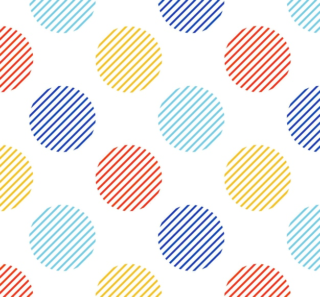 Modello di punti. sfondo semplice geometrico. illustrazione di stile creativo ed elegante