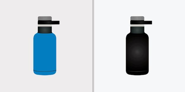 Bevi il design della bottiglia