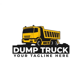 Logo dell'autocarro con cassone ribaltabile