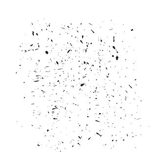 Polvere e graffi per dare un effetto anticato