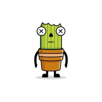 Morendo carattere cactus