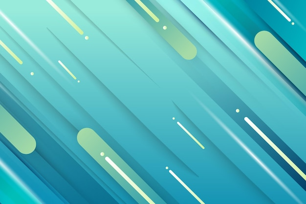Stile gradiente di sfondo delle linee dinamiche