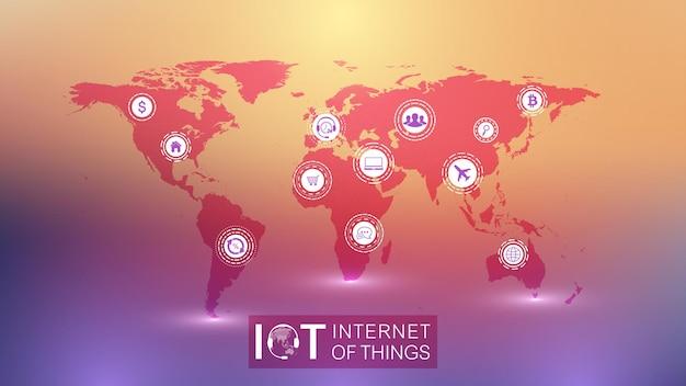 E-commerce, acquisti e pagamenti online in tutto il mondo, trading online. commercio su internet. industria commerciale. affari in tutto il mondo. illustrazione vettoriale di affari.