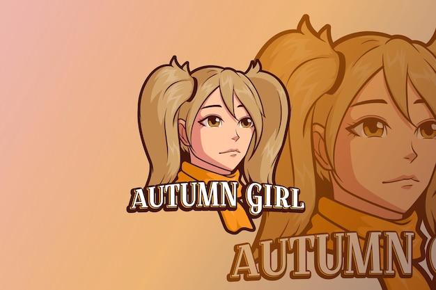 E sport logo design autunno