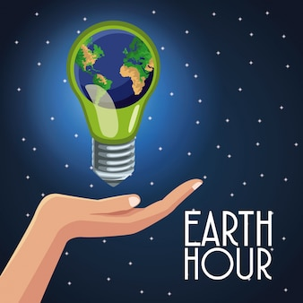 Progettazione dell'ora della terra