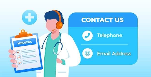 Facile chiamare il medico per un consulto