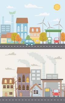 Eco city e salva il design del pianeta