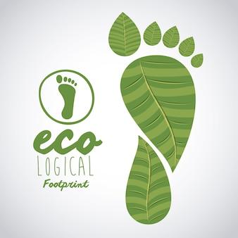 Design ecologico delle foglie