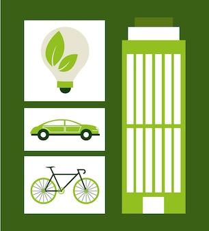 Ecologia città e trasporti