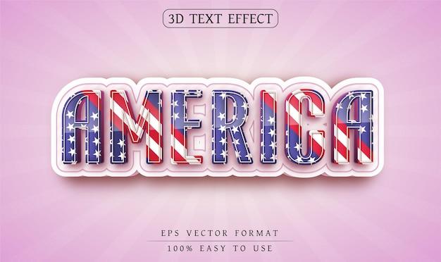 Design dell'effetto di testo modificabile
