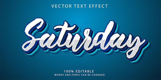 Effetto testo modificabile - concetto di mockup in stile testo peluche