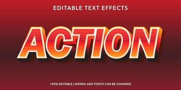Effetto di testo modificabile