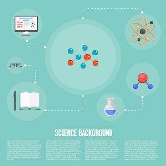 Icona di infografica di educazione