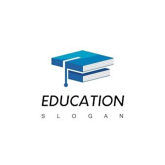 Ispirazione per il design del logo educativo