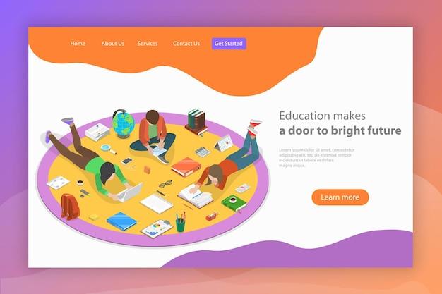 L'istruzione apre la porta verso un futuro luminoso