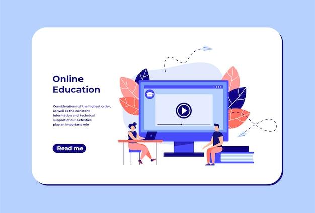 Webinar didattico pubblico digitale lezione online il concetto di educazione moderna