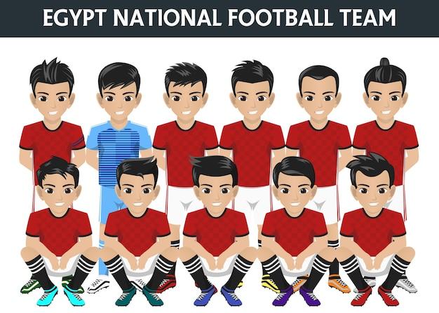 Squadra nazionale di calcio dell'egitto