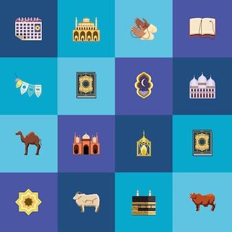 Icona di eid al adha