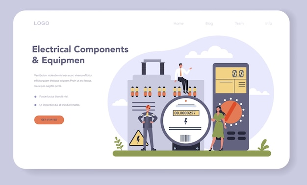 Industria dei componenti elettrici e delle apparecchiature