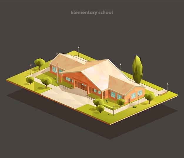 Edificio della scuola elementare