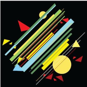 Logo di elementi di design