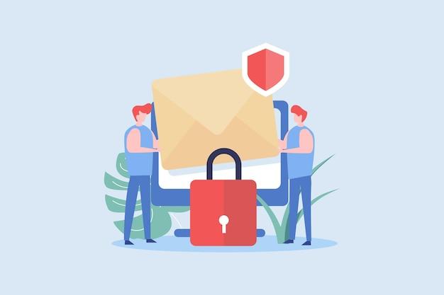 Sicurezza della posta elettronica