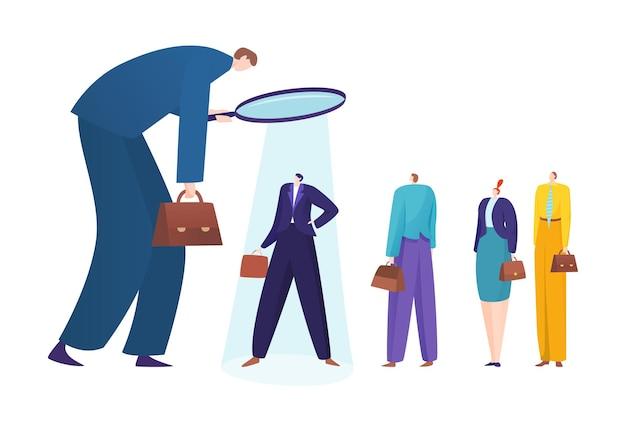 Impiego in azienda, alla ricerca di manager esperti