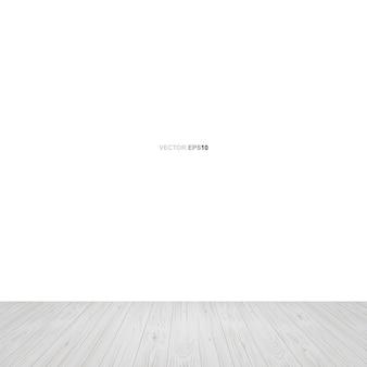 Sfondo di spazio vuoto stanza in legno