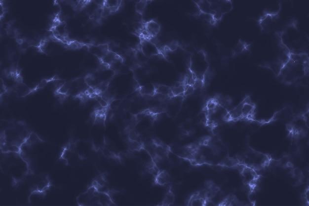 Sfondo di fulmini di potenza energetica con elementi in marmo