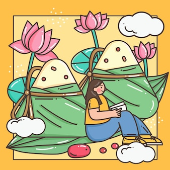 Esame di ammissione al dragon boat festival