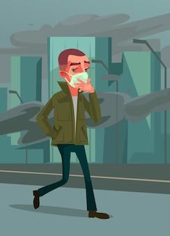 Emissione di inquinamento ambientale