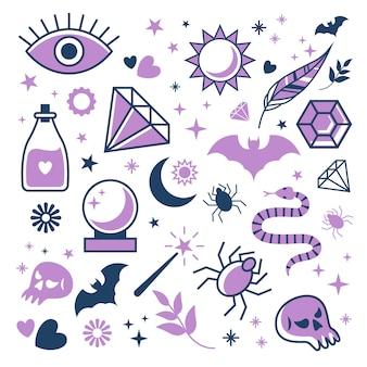 Set di elementi esoterici